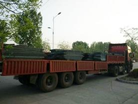 河北石材装车发货